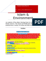 Islam and Environment V2016 (1).docx