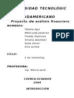 16371239 Proyecto Analisis Financiero
