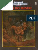 AD&D - Livro Do Mestre - Abril - Biblioteca Élfica
