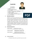 Curriculum Vitae Osler Documentado