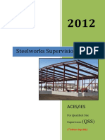 Guide Steelworks Supervision
