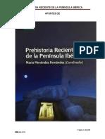 Apuntes Prehistoria Recientede La Península Ibérica