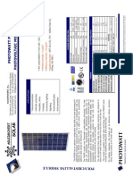 Catalogo Completo de Energia Solar Fotovoltaica Con Caracteristicas Tecnicas Paneles Inversores Baterias Etc