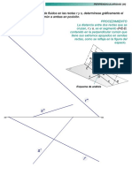 Perpendicularidad III