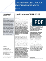 Policy Brief - Localization of NAP 1325.pdf