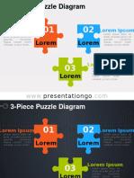 3 Piece Puzzle Diagram PGo 4 3