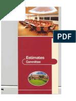 Estimates Committee of Parliament