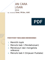 Seminar KTI 1
