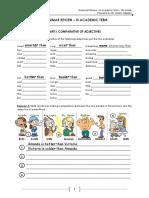 Grammar Review 5th Grade III Term 2016