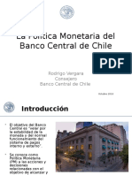 Política Monetaria BC