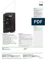 DSE892 Data Sheet