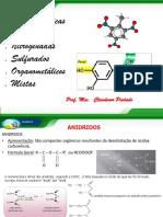 Funcoes nitrogenadas e outras