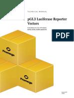 Pgl3 Luciferase Reporter Vectors Protocol