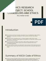 co500 mhumber ethicsresearchproject