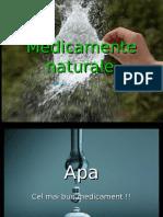 Medicamente Naturale