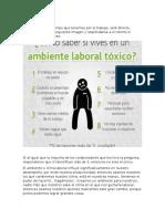 Clima Laboral - Redondos