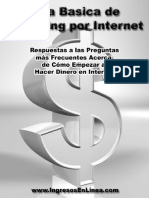 Guia Basica de Marketing en Internet
