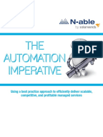 Automation Imperative Whitepaper