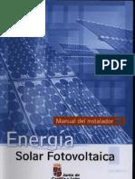 Energia Solar Fotovoltaica Manual Del Instal Ad Or ESQUEMAS INSTALACIONES
