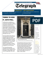 The Telegraph   First Edition