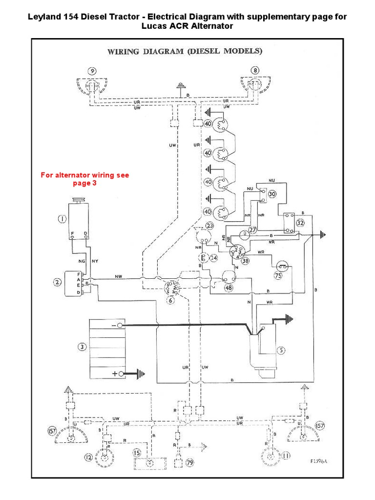 Subaru Alternator Wiring Forester Diagram Lucas Acr Image Robin
