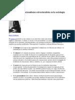 Conceptos del funcionalismo estructuralista en la sociología.docx