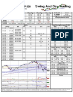 SPY Trading Sheet - Monday, June 6, 2010