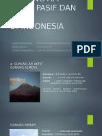 vulkanologi