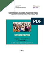 Esquemas Prácticos Para La Esnseñanza - Ciudadanía y Participación