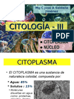 Citologia III