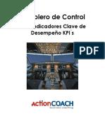 Tablero de Control y KPI