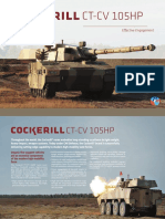 CMI Defence Cockerill CT CV 105HP