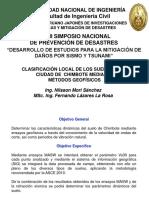 004 - Estudio Chimbote - Lazares