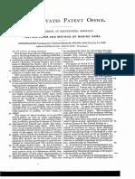 Testing-paper and Method of Making Same