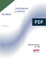 Medicion de La Eficiencia Electrica Para Centros de Datos