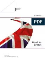 The Road to Brexit