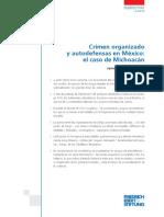 Paper Crimen Org y AutodefensasMex JaimeRivera Jun2014