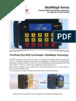 Skidweigh RFID V2