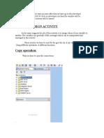 Assign Activity