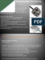 Plug Design Case Study