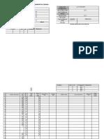 Planilla SPDA-GBZ