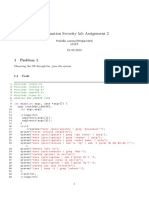 Assignment  (Proc file system)