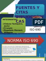 Fuentes y Citas Bibliograficas-ISO