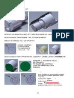 SolidWorks - Piezas