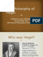 Hegel Powerpoint