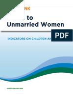 75 Births to Unmarried Women
