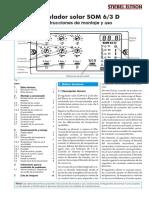 Energía solar. Regulador instalaciones solares (Instrucciones de montaje).pdf