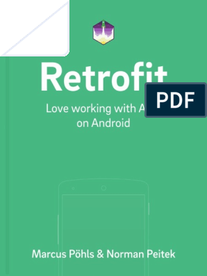 Leanpub retrofit love Working with APIs on Android | Application