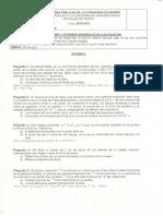 SELECTIVIDAD FISICA SOLUCIONES OPCION A 2016