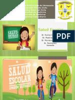 Salud Escolar Servicio Comunitario